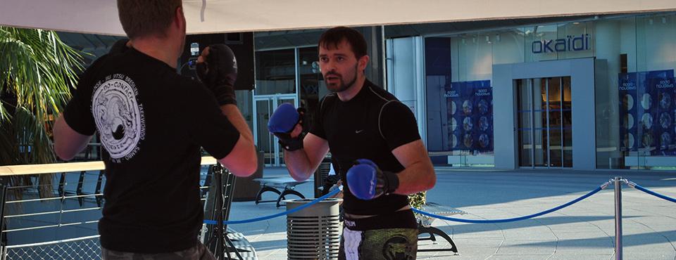 Démonstration MMA odysseum